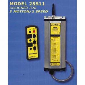 3 Motion (Crane : Hoist : Trolley) System, Dual Speed