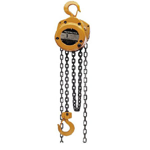 1 Ton Capacity Hand Chain Hoist