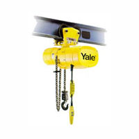 1/4 Ton, 1 phase, 64 FPM lifting speed, Hand Push Trolley
