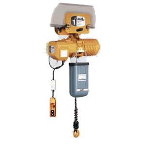 AccoLift 2 Ton, 13 FPM Lifting Speed, Motor Driven